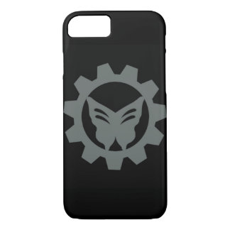 Black Project Logo Phone Case