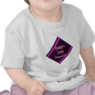 Black & Purple Marble Bling T-shirts