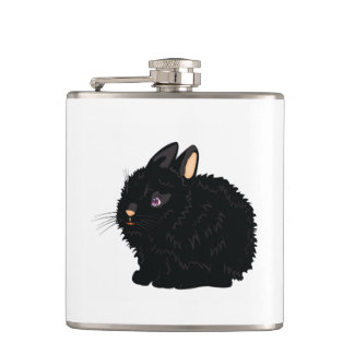 Black Rabbit Flask