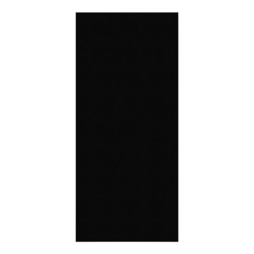 Black Rack Card