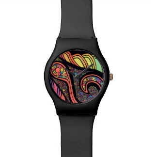 Black Rainbow Watch