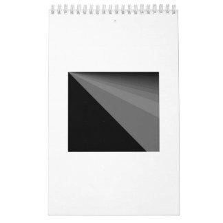 Black Rainbows & Digital Thresholds 2017 Calendar