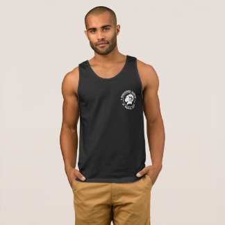 Black RAM Tank Top