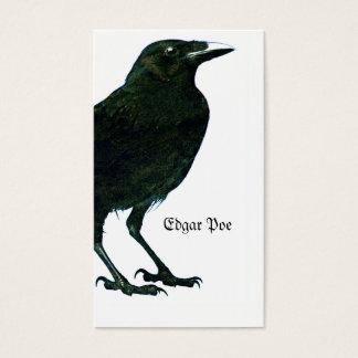 Black Raven Business Card