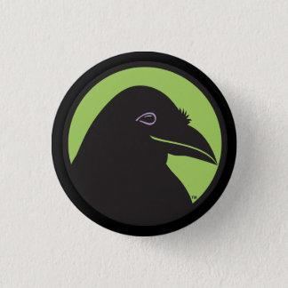 Black Raven Essentials Logo Button