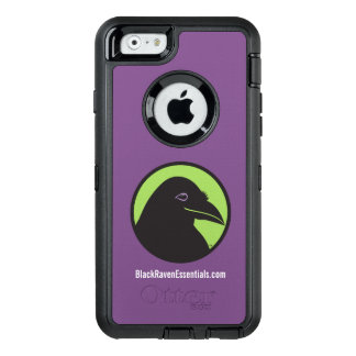 Black Raven Essentials Logo - iPhone® 6/6s Case