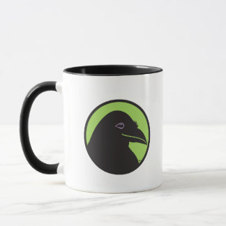 Black Raven Essentials Logo Mug