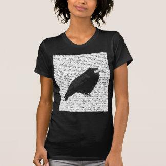 Black raven T-Shirt