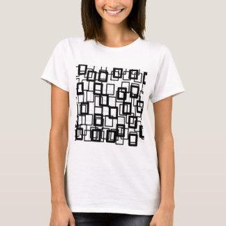 Black Rectangles T-Shirt
