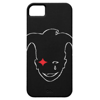 Black, Red, And  White MTJ Case For The iPhone 5