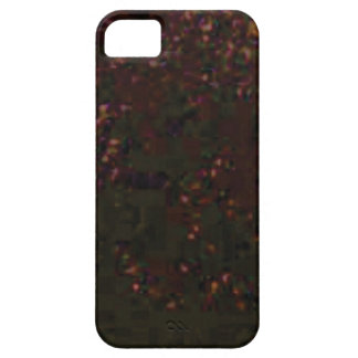 black red specks iPhone 5 cases
