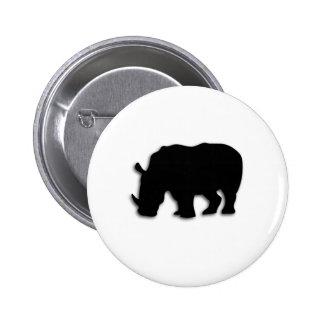 Black Rhino 2 Inch Round Button