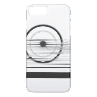 black ring iPhone 8 plus/7 plus case