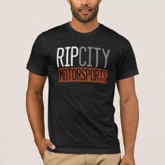 Black Rip City Motorsports Shortsleeve Tee