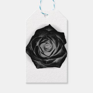 Black Rose 20171027 Gift Tags