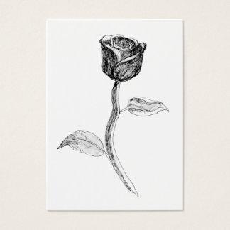 Black Rose. Business Card