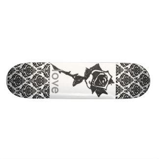 Black Rose of Love Skateboard Decks