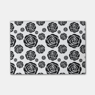 Black Roses Post-it Notes