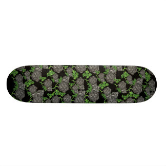 Black Roses Skate Deck