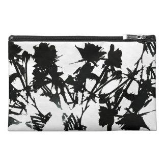 Black Roses Travel Accessory Bag