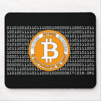 Black rug Bitcoin - M1 Mouse Pad