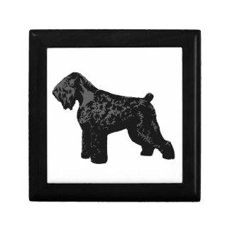 Black Russian Terrier Gift Box