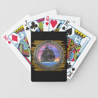 Black Sails of the 7 Seas Poker Deck