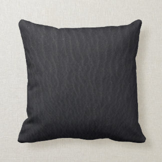 Black Sands Throw Pillow