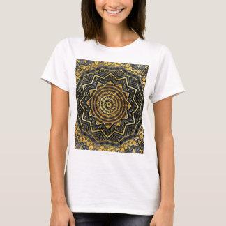 Black sapphire mandala T-Shirt