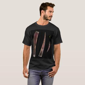 Black Scaphopoda T-Shirt