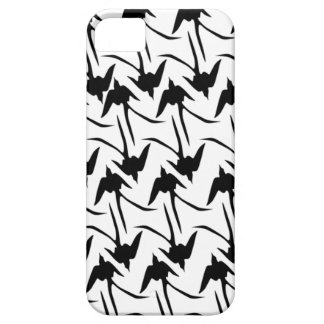 Black Scissor-Tailed Flycatchers iPhone 5 Covers
