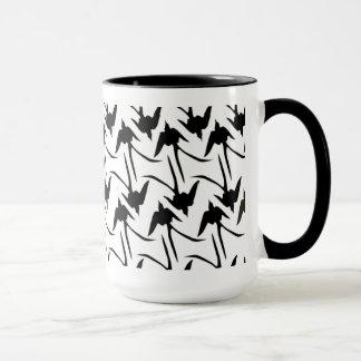 Black Scissor-Tailed Flycatchers Mug