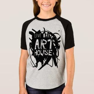 Black Scribble T-Shirt