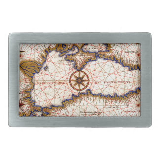 Black Sea 1559b Rectangular Belt Buckle