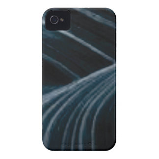 black shadow lanes Case-Mate iPhone 4 cases
