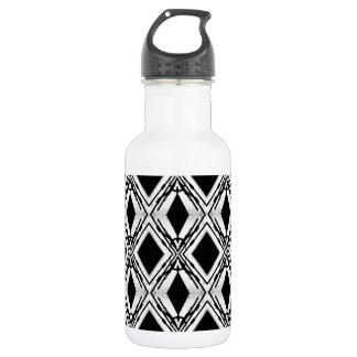 Black Shadows Water Bottle