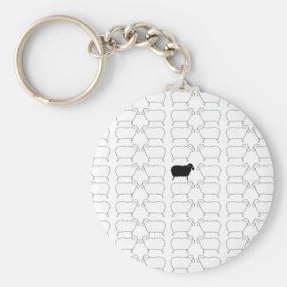 Black Sheep Keychain