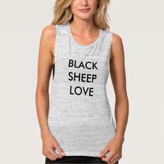 Black Sheep Love muscle tank