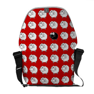 Black Sheep Messenger Bag