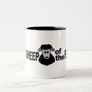 BLACK SHEEP mug - choose style & color