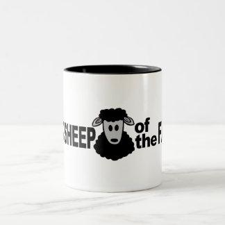 BLACK SHEEP mug - choose style & color