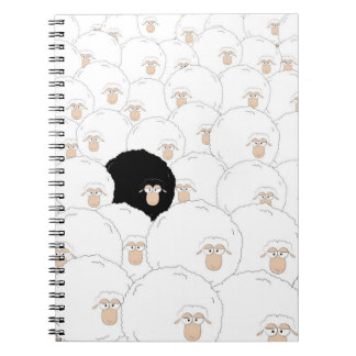 Black sheep notebook
