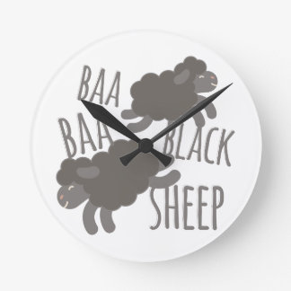 Black Sheep Wallclocks