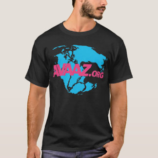Black Shirt - Pink Logo / Multicolor Tagline Back