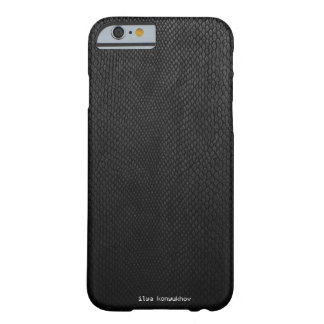 Black snake by ilya konyukhov barely there iPhone 6 case