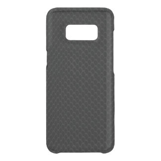 Black Snake Skin Uncommon Samsung Galaxy S8 Case