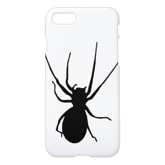 Black Spider iPhone 7 Case