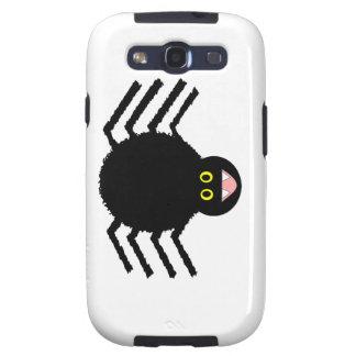 Black Spider Samsung Galaxy S Case