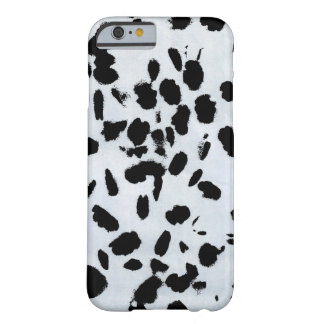 Black Spots iPhone 6/6s Case