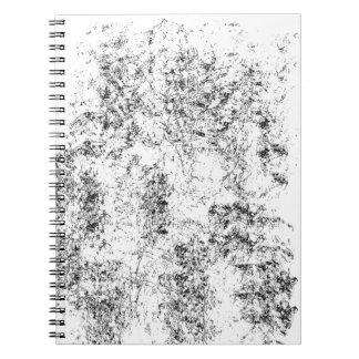 Black Spots Notebook